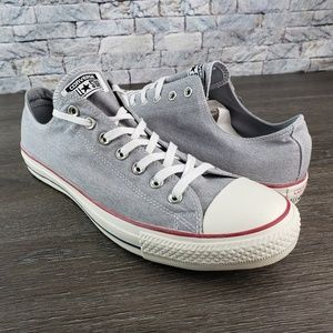 😎 Converse Chuck Taylor All Star Ox Wolf Grey
